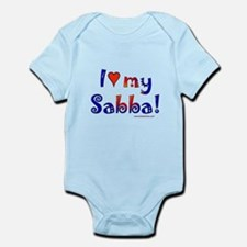 I love my Sabba Infant Bodysuit