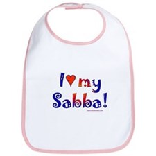 I love my Sabba Bib