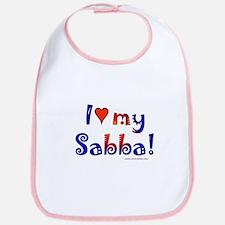 I love my Sabba Bib
