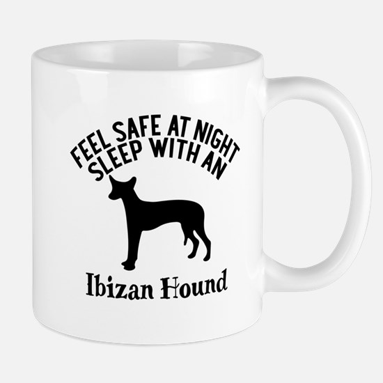 Feel Safe At Night Sleep With Ib Mug