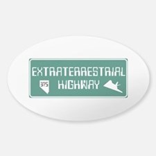 Extraterrestrial Highway, Nevada - Decal