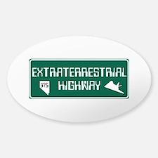 Extraterrestrial Highway, Nevada - Decal