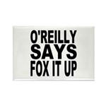 FOX IT UP Rectangle Magnet (10 pack)