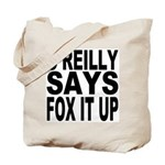 FOX IT UP Tote Bag