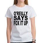FOX IT UP Women's T-Shirt