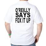 FOX IT UP Golf Shirt