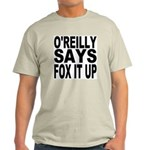 FOX IT UP Light T-Shirt