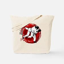 Cute Judo Tote Bag