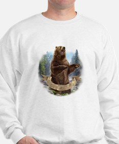 Grizzly Bear Jumper