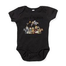 Funny Christmas Baby Bodysuit
