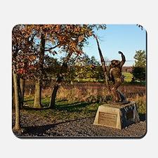 Gettysburg National Park - Mississippi M Mousepad
