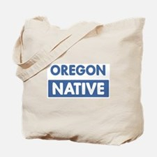 OREGON native Tote Bag