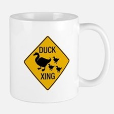 Duck Crossing, USA Mug