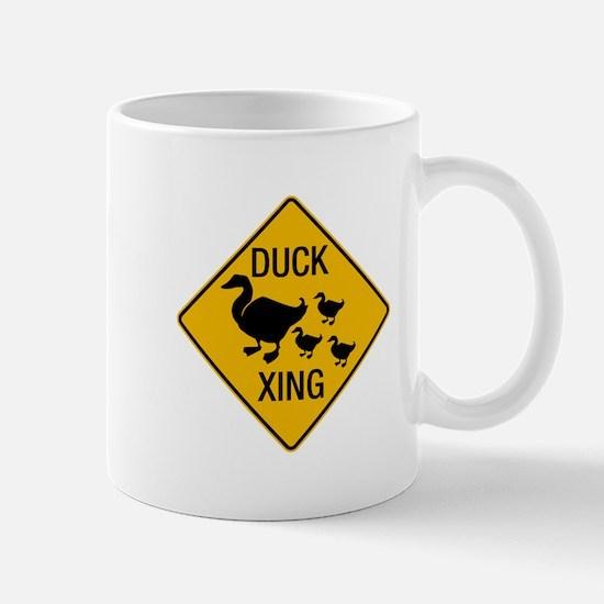 Duck Crossing, USA Mug