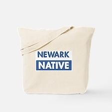 NEWARK native Tote Bag