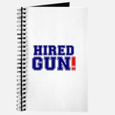 HIRED GUN! Journal