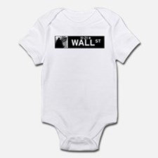 Wall Street, New York - USA Infant Bodysuit