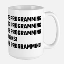 I Love Programming Mugs