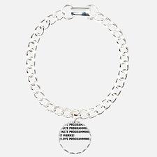 I Love Programming Bracelet