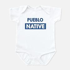 PUEBLO native Infant Bodysuit