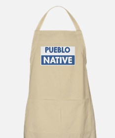 PUEBLO native BBQ Apron
