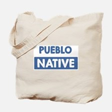 PUEBLO native Tote Bag