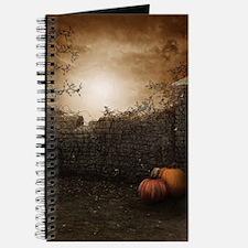 Autumn Stone Fence Journal
