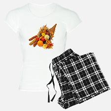 Thanksgiving Cornucopia Pajamas