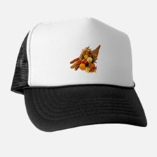 Thanksgiving Cornucopia Trucker Hat