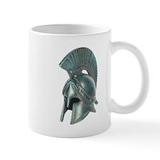 Antique Greek Helmet Mugs