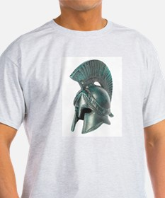 Antique Greek Helmet T-Shirt