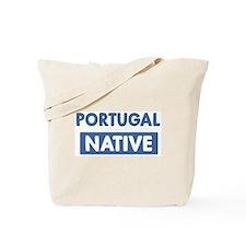 PORTUGAL native Tote Bag