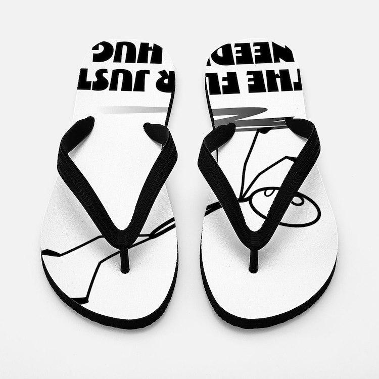 Cute Clumsy Flip Flops