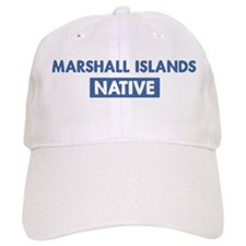 MARSHALL ISLANDS native Baseball Cap