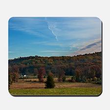 Gettysburg National Park - Farm land - L Mousepad