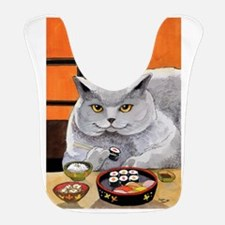 "Sushi Cat ""Big Fred"" Bib"