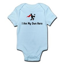 Beach Volleyball Hero Infant Bodysuit