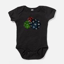 Cool Gambling Baby Bodysuit