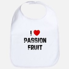 I * Passion Fruit Bib