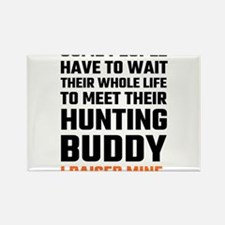 Hunting Buddy Father Son Magnets