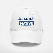 SCRANTON native Baseball Baseball Cap
