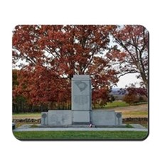 Gettysburg National Park - South Carolin Mousepad
