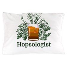 Hopsologist Pillow Case