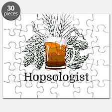 Hopsologist Puzzle