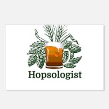 Hopsologist Postcards (Package of 8)