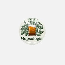 Hopsologist Mini Button