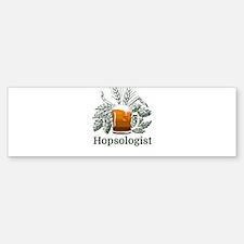 Hopsologist Bumper Bumper Bumper Sticker