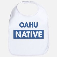 OAHU native Bib
