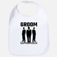 Groom Support Crew Bib