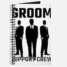 Groom Support Crew Journal